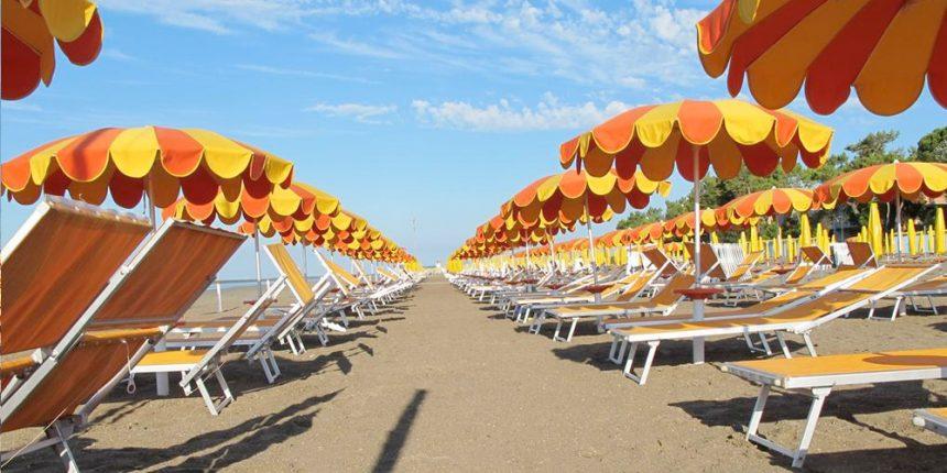 Spiaggia e famiglia